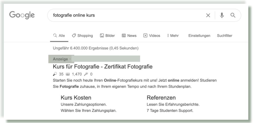 Vorteile und Nachteile Google Ads